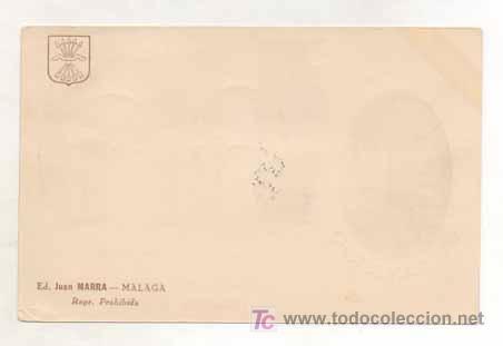 Postales: POSTAL MILITAR. GENERAL SANJURJO. ESPAÑA, UNA, GRANDE, LIBRE. (ED. JUAN MARRA.) MATASELLADA 1937. - Foto 2 - 16174177