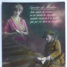 Postales: CARIÑO DE MADRE, ESPAÑA. 1920'S. Lote 16920037