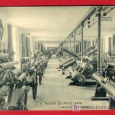 Postales: MUSEO DE ARTILLERIA, SALA , P38200B. Lote 19104883