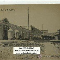 Postales: (PS-20341)POSTAL FOTOGRAFICA CUARTEL REGIMIENTO Nº59 DE MELILLA. Lote 22927274
