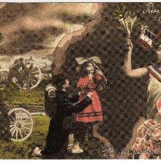 Postales: BONITA POSTAL - PRISE DE MULHOUSE - 1914 (REPRODUCCION). Lote 28895984