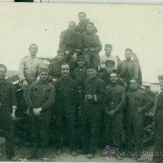 Cartoline: MELILLA. DAR DRIUS. CARRO DE COMBATE. HACIA 1922. FOTOGRÁFICA.. Lote 29489041