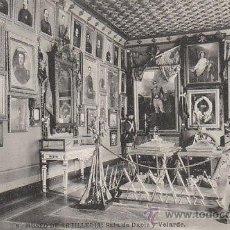 Postales: MUSEO DE ARTILLERIA DE MADRID, SALA DAOIZ Y VELARDE, EDITOR: HAUSER Y MENET Nº 8. Lote 30539571