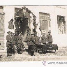Postales: MELILLA.- BATALLON DE INGENIEROS PLANA MAYOR.-. Lote 30793635