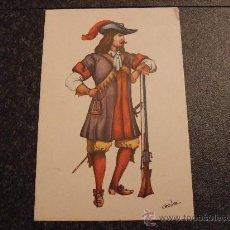 Postales: POSTAL DEL REGIMIENTO DEL REY Nº 1-1693.. Lote 246121405