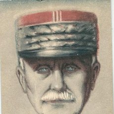 Postales: 0796C - RETRATO DE PHILIPPE PÉTAIN - D'APRÉS ORSI - VICHY 1940 - EDI. SEQUANA - (ESCRITA DATA 1941. Lote 32401408