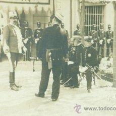 Postales: VALENCIA. CULLERA.JÚCAR. MANIOBRAS MILITARES 1905. CAPITÁN GENERAL LOÑO. 22 POSTALES FOTOGRÁFICAS... Lote 32479546