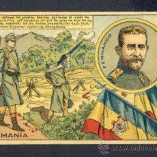 Postales: POSTAL DE TEMA MILITAR: RUMANIA. ILUSTRADOR JOSEP PASSOS (ED.FAIDELLA NUM. 16). Lote 32677499