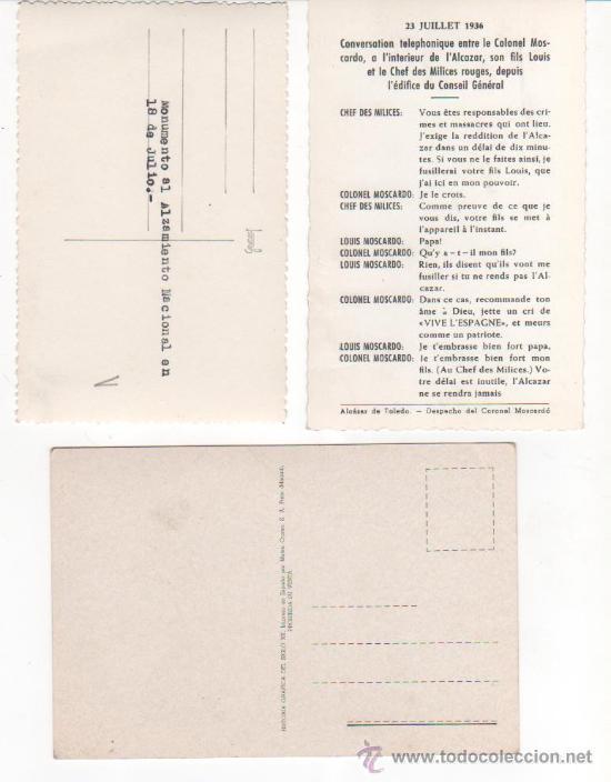 Postales: Lote 4 postales de conflictos de guerra del siglo XX. Ver fotos - Foto 3 - 33311152