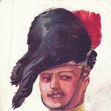Postales: HIGHLANDER INGLÉS, DIBUJO DE DUPUIS, ESCRITA EN 1916. Lote 33632438