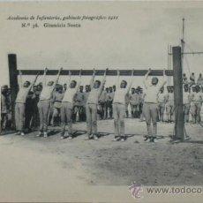 Postales: POSTAL MILITAR ACADEMIA DE INFANTERÍA.GIMNÁSIA SUECA.1911.. Lote 34021410