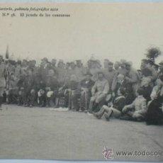 Postales: POSTAL MILITAR ACADEMIA DE INFANTERÍA.EL JURADO EN LOS CONCURSOS.1912.. Lote 34023182