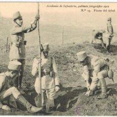Postales: ACADEMIA DE INFANTERÍA. GABINETE FOTOGRÁFICO. 1912. Nº15. Lote 33986172