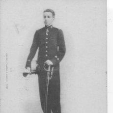 Postales: S. M. EL REY D. ALFONSO XIII. 415 HAUSER Y MENET. CIRCULADA SEPTIEMBRE 1900. SELLO PELÓN.. Lote 34027012