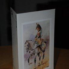 Postales: POSTAL DE CUSACHS. DE LA SERIE PINTORES CATALANES. EDITORIAL PATRIMONIO NACIONAL. Lote 34294489