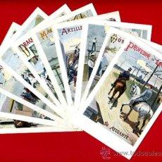 Postales: LOTE 10 POSTALES, MILITARES , REVERSO SIN PARTIR , CALLEJA , ILUSTRADAS , ORIGINAL , B. Lote 34359576