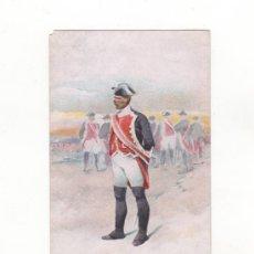 Postales: POSTAL ILUSTRADA TEMA MILITAR. DIBUJO DE J. CUSACHS. ED. THOMAS. BARCELONA.. Lote 34469598