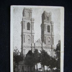 Postales: POSTAL MILITAR. GUERRA 1914-1915. MONT-SAINT-ÉLOI. BOMBARDEOS ALEMANES.. Lote 34552510