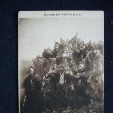 Postales: POSTAL MILITAR. MUSEO DE VERSALLES. BERTRAND. PATRIA.. Lote 34553101