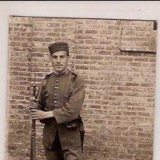Postales: POST CARD MADRID CAMPAMENTO RETAMARES POLVORINES 1919 . Lote 35606194