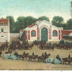 Postales: ARTILLERÍA FRANCESA. AÑO 1910. CIRCULADA. Lote 37965278