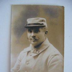 Postales: POSTAL. SOLDADO. GUILLEMINO. AÑO 1915.. Lote 38308769