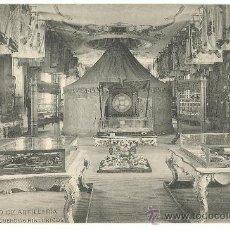 Postales: MUSEO DE ARTILLERIA.-SALON DE RECUERDOS HISTORICOS Nº 19 .- HAUSER-MENET. Lote 38743410