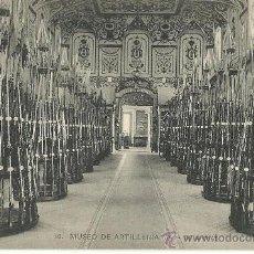 Postales: MUSEO DE ARTILLERIA.-SALA DE ARMAS Nº 16 .- HAUSER-MENET. Lote 38743424