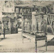 Postales: MUSEO DE ARTILLERIA.-SALON RECUERDOS HISTORICOS Nº 20 .- HAUSER-MENET. Lote 38743471