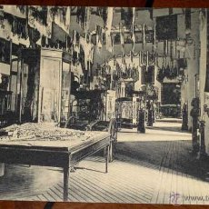 Postales: ANTIGUA POSTAL DE TOLEDO ACADEMIA DE INFANTERIA, 12 MUSEO DE LA INFANTERIA - HAUSER Y MENET. Lote 38251185