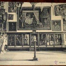 Postales: ANTIGUA POSTAL DE TOLEDO ACADEMIA DE INFANTERIA, 13 MUSEO DE LA INFANTERIA - HAUSER Y MENET. Lote 38251186