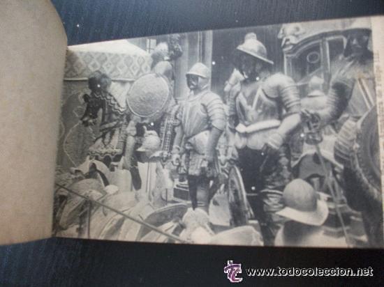 Postales: BLOC DE POSTALES DE LA ARMERIA REAL . COMPLETO : 15 POSTALES CON CELOFAN . PRINCIPIOS DE SIGLO ... - Foto 2 - 40651886