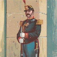 Postales: VATICANO, GUARDIA PALATINA PONTIFICIA EN TRAJE DE GALA. DE RAYADO CONTINUO (1900/1910). Lote 41117569