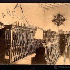 Postales: TOLEDO. ACADEMIA DE INFANTERIA. CIRCULADA 1925. FOTOTIPIA HAUSER Y MENET.. Lote 43365636