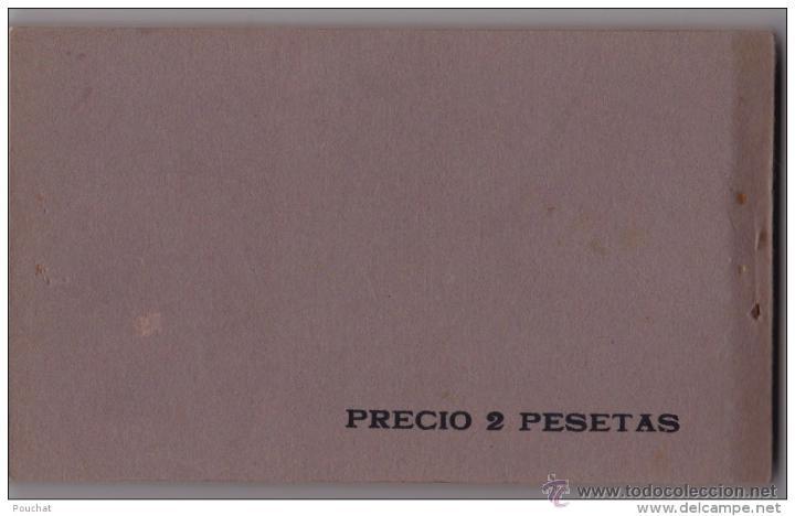 Postales: AÑOS 20 - ALBUM 20 DE POSTALES NUMERO I HAUSER Y MENET - MADRID - REAL ARMERIA - IMPECABLE - Foto 2 - 44111960