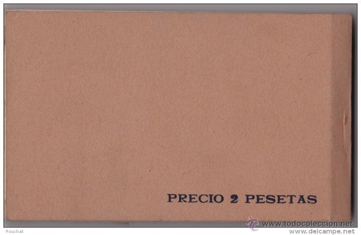 Postales: AÑOS 20 - ALBUM 20 DE POSTALES NUMERO III HAUSER Y MENET - MADRID - REAL ARMERIA - IMPECABLE - Foto 2 - 44111976