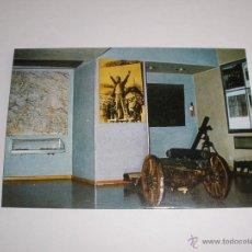 Postales: MUSEO MILITAR BELGRADO (SERBIA). SALA LIBERACION 1942. ANTIGUA YUGOSLAVIA. Lote 44162789