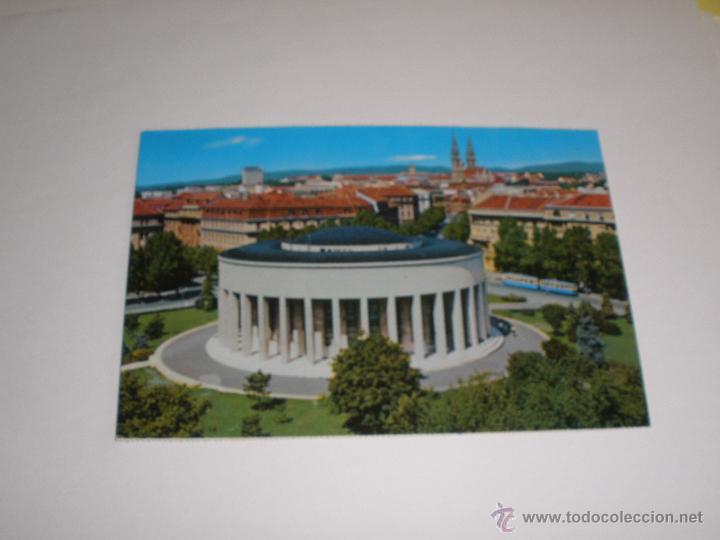 MUSEO DE LA REVOLUCION. ZAGREB (CROACIA) (Postales - Postales Temáticas - Militares)