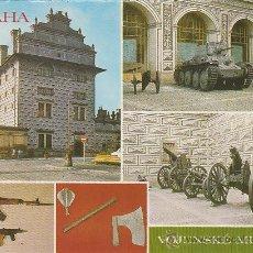 Postales: PRAGA (REPUBLICA CHECA), MUSEO MILITAR. PRINCIPALMENTE SEGUNDA GUERRA MUNDIAL. Lote 46528880