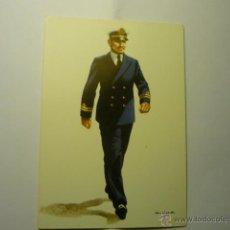 Postales: POSTAL MILITAR DIBUJO SALAS .-TENIENTE NAVIO UNIFORME DIARIO -1939. Lote 46699860