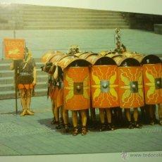 Postales: POSTAL EXTRANJERA LEGIONARIOS ROMANOS OF THE ERMINE STREET GUARD . Lote 46900920