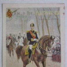 Postales: ANTIGUA POSTAL S.M. REY ALFONSO XIII - EDITORIAL CALLEJA PRINCIPIOS DEL XX. Lote 47318183