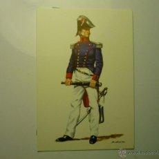Postales: POSTAL MILITAR OF. REAL CUERPO DE INGENIEROS - 1925 ESPAÑA. Lote 47721533