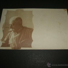 Postales: RETRATO MILITAR SANIDAD MILITAR. Lote 47749301