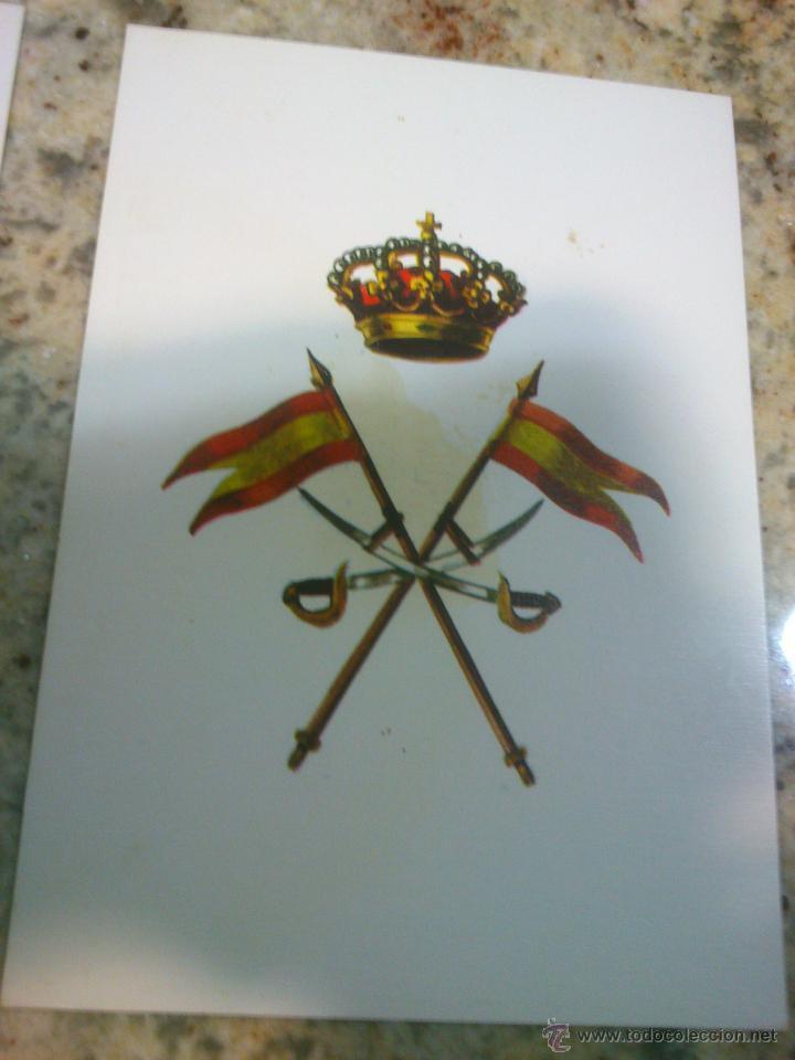 Postales: POSTALES.ARMA DE INFANTERIA,CABALLERIA. DE DELFIN SALAS - Foto 3 - 47825793
