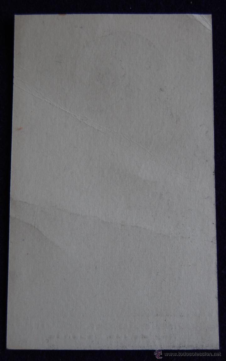 Postales: FOTO IMPRESA TAMAÑO POSTAL S.M.C CARLOS VIII REY DE LAS ESPAÑAS. AÑOS 40. - Foto 2 - 48222011