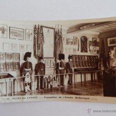Postales: MUSÉE DE L´ARMÉE: EXPOSITION DE L´ARMÉE BRITANNIQUE. Lote 48507813