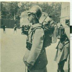 Postales: SOLDADO FRANCES. I GUERRA MUNDIAL. CIRCULADA EN 1912.. Lote 48541762