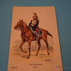 Postales: POSTAL DE:SOLDADO DE CABALLERIA,SIN CIRCULAR,EXTRANJERA. Lote 48705239