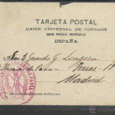 Postales: MILITAR - REGIMIENTO HUSARES DE PAVIA - REVERSO SIN DIVIDIR - VER REVERSO - (32254). Lote 49307570